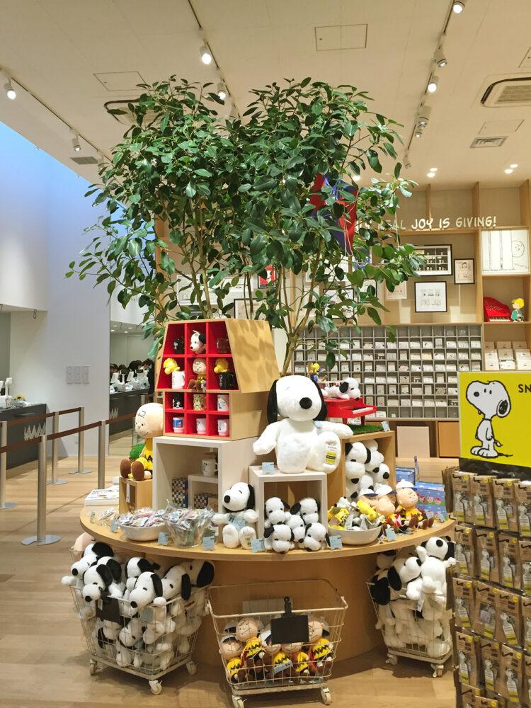 SNOOPY MUSEUM TOKYO 事例画像5