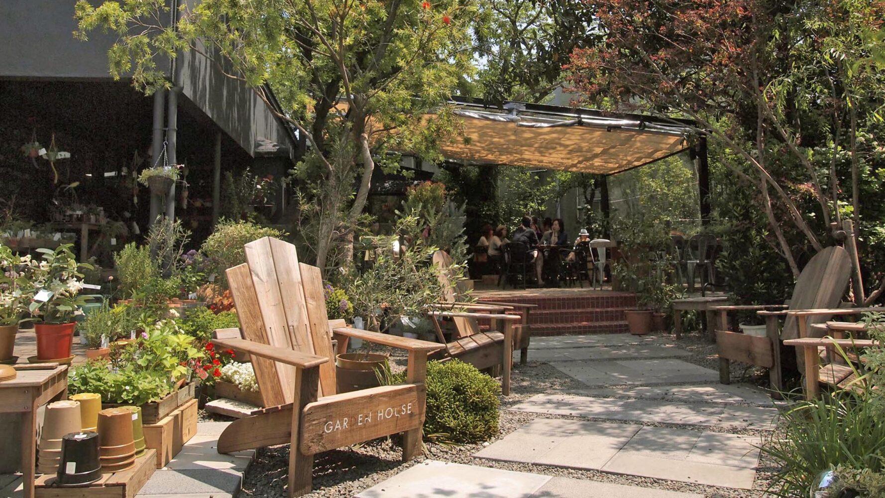GARDEN HOUSE kamakura 事例画像