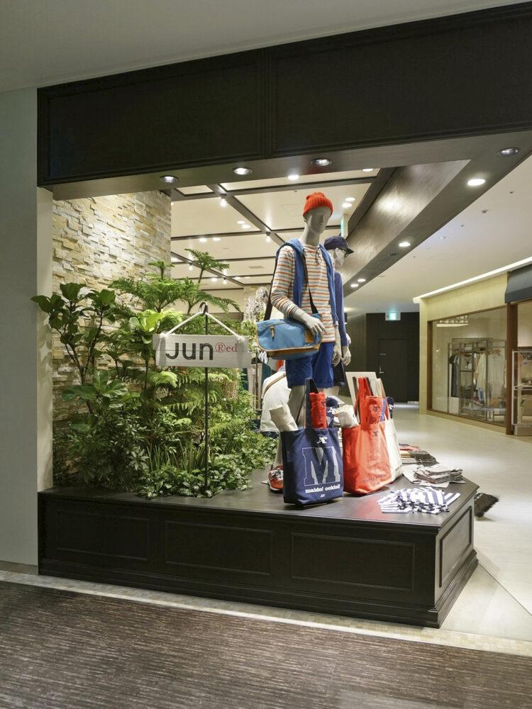 JUN Red Grand Front Osaka 事例画像