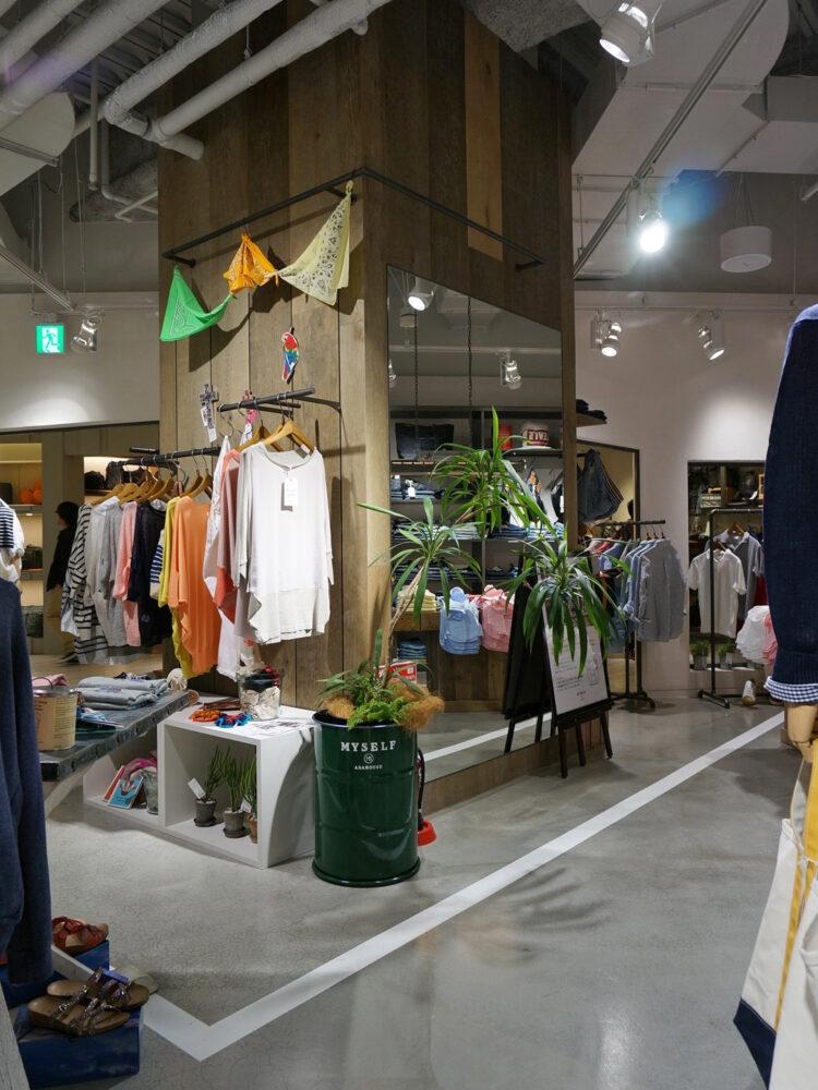 MYSELF Grand Front Osaka 事例画像2