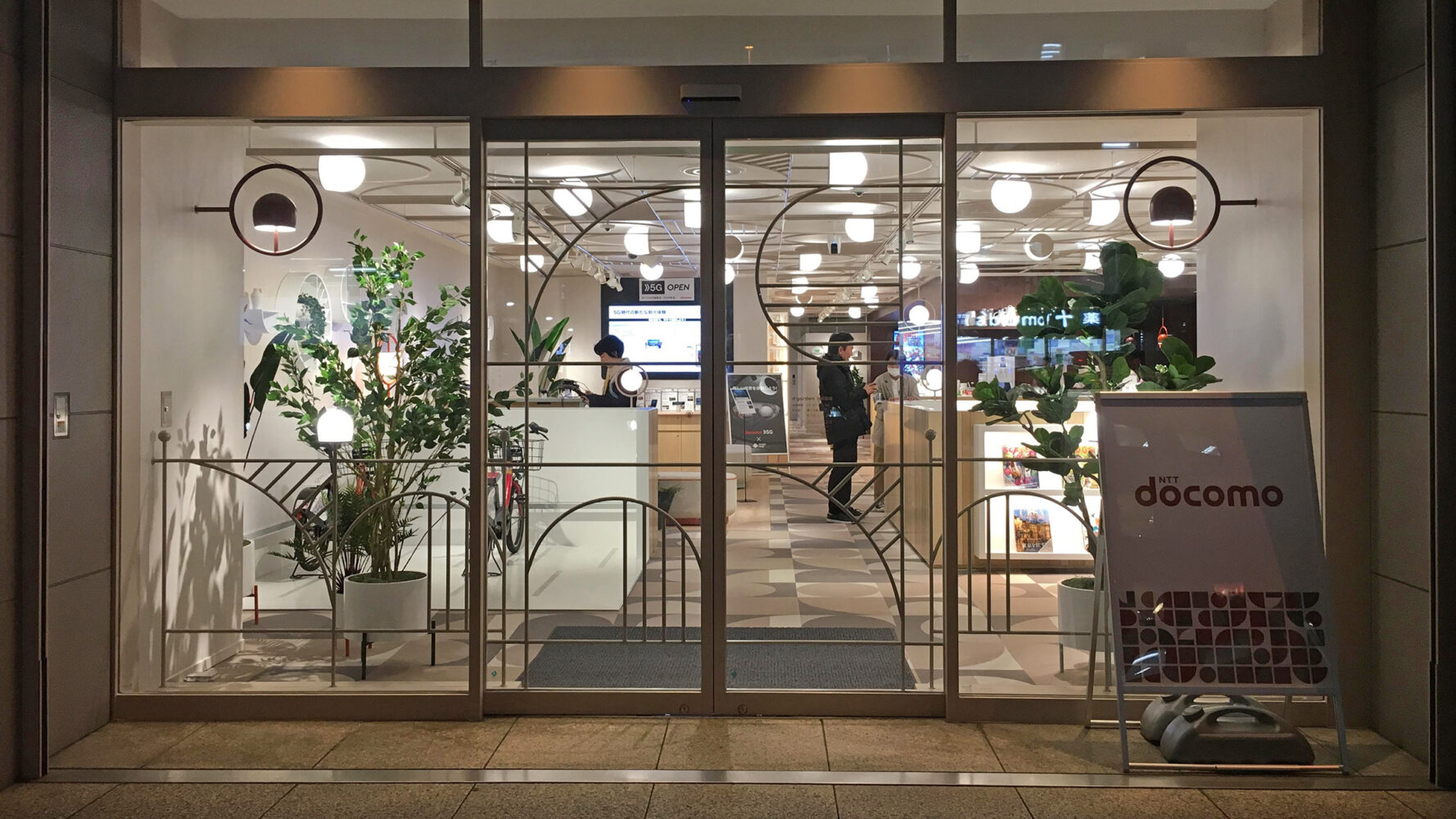 d garden 五反田店 事例画像1