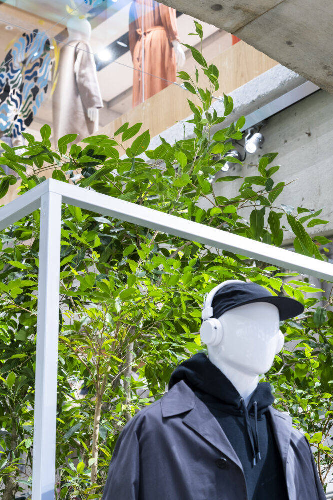Uniqlo Tokyo 事例画像3